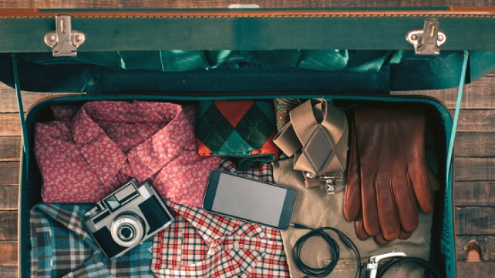 Como arrumar sua mala de viagem!