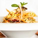 Saiba como elaborar montagem de pratos iguais aos dos restaurantes